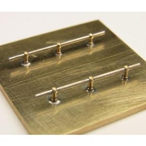 ハンドレールノブ 高さ1.0mm 0.4mm線用 6個入り :さかつう ディテールアップ ノンスケール 5001|sakatsu|03