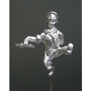 さかつう人形シリーズまなべコレクション ヨッパライ :さかつう 未塗装キット HO(1/87) 7001|sakatsu