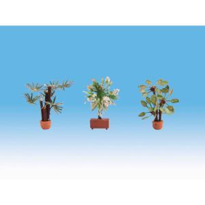 観葉植物 :ノッホ 塗装済完成品 HO(1/87) 14023 sakatsu