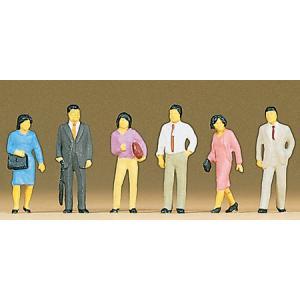 日本の成人男女 :プライザー 塗装済完成品 HO(1/87) 10119|sakatsu
