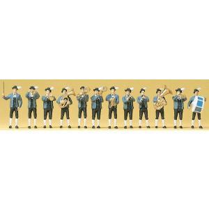 バイエルン地方の楽隊 :プライザー 塗装済完成品 HO(1/87) 10250|sakatsu