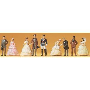 古い時代のバイエルンの貴族 :プライザー 塗装済完成品 HO(1/87) 12061|sakatsu