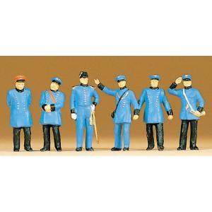 古い時代のバイエルン邦有鉄道職員 :プライザー 塗装済完成品 HO(1/87) 12134|sakatsu