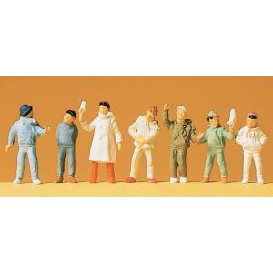 子供たち :プライザー 塗装済完成品 HO(1/87) 14007|sakatsu
