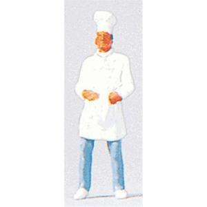 フランス料理人 :プライザー 塗装済完成品 HO(1/87) 28054|sakatsu