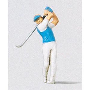 ゴルファー :プライザー 塗装済完成品 HO(1/87) 29006|sakatsu