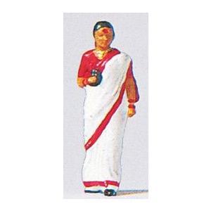 インド人女性 :プライザー 塗装済完成品 HO(1/87) 29050|sakatsu