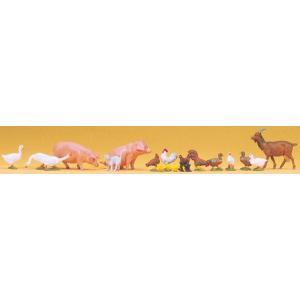 家畜と小動物 :プライザー 塗装済完成品 1/43 65326 sakatsu
