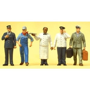 アメリカ鉄道の人々 :プライザー 塗装済完成品 1/43 65355 sakatsu