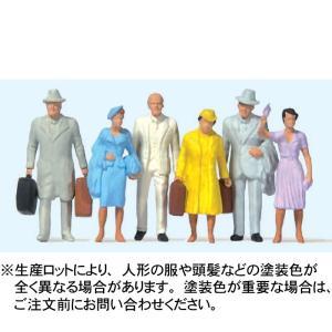 通行人 :プライザー 塗装済完成品 1/43 65502 sakatsu