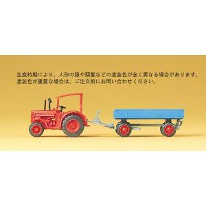 トラクターとトレーラー :プライザー 塗装済完成品 N(1/160) 79502|sakatsu
