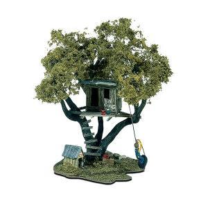 トミーのツリーハウス :ウッドランド 未塗装キット HO(1/87) M107|sakatsu