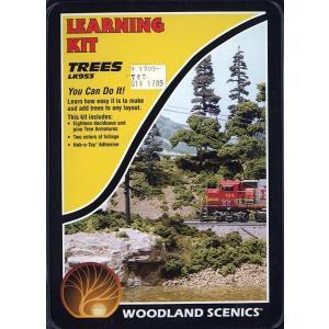 入門素材セット 樹木 :ウッドランド 素材 ノンスケール LK953|sakatsu
