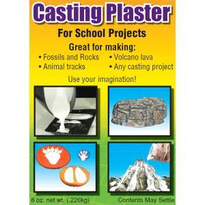 石膏(CASTING PLASTER) 小 :ウッドランド 素材 ノンスケール SP4141|sakatsu