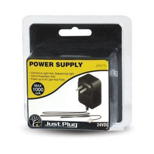 ウッドランド照明システム専用 電源アダプター JP5770 :ウッドランド 電子パーツ Just Plug対応|sakatsu