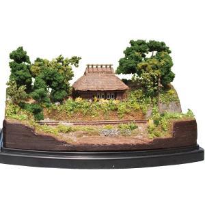 提曽鉄道 其の二 農家 Nゲージモジュール :山尾比呂士 塗装済完成品 1/150サイズ|sakatsu