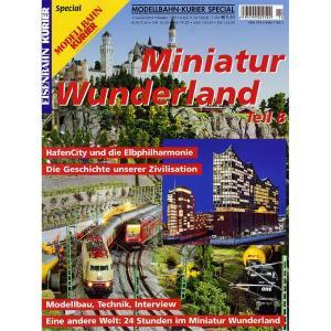 ミニチュアワンダーランド vol.8 モデルバーン・クーリエ特別版 :KE出版 (本) ドイツ語 sakatsu