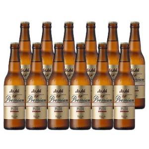 アサヒビール プレミアム生ビール 熟撰 小瓶 334ml ビール12本セット