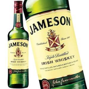 世界中で最も愛されるアイリッシュウイスキー ジェムソン。ピートを使わず密閉炉でじっくり乾燥させた大麦...
