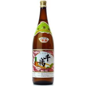 村山造酢 京酢 加茂千鳥酢 1.8L瓶 (米酢)