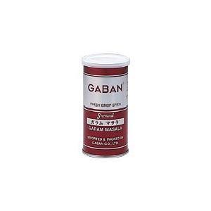 ギャバン ガラムマサラ パウダー 80g缶 (香辛料)