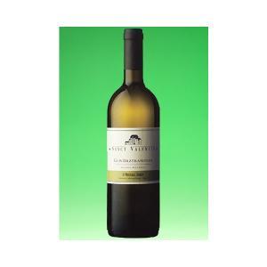 南チロルのトラミン村が名前の由来となった白葡萄ゲヴュルツトラミネール。輝くような濃い黄色で、バラやス...