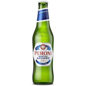 ペローニ ナストロ アズロ ビール 瓶 330ml