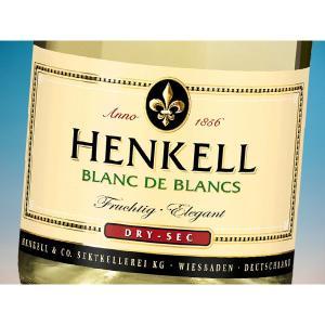 ヘンケル ブラン・ド・ブラン ゼクト 750ml  ワイン