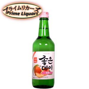 ジョウンデー ピンク もも 360ml sake-abc