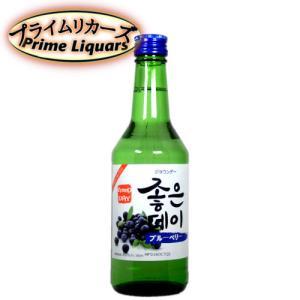 ジョウンデー ブルー ブルーベリー 360ml sake-abc