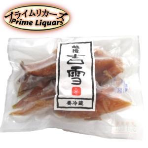 越後吉雪やわらか鮭とば 50g|sake-abc