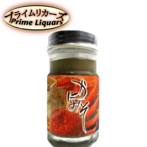 マルカツ水産 かにみそ 50g|sake-abc