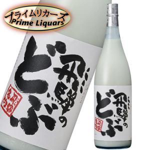 飛騨蓬莱 飛騨のどぶ 1800ml(にごり酒) sake-abc