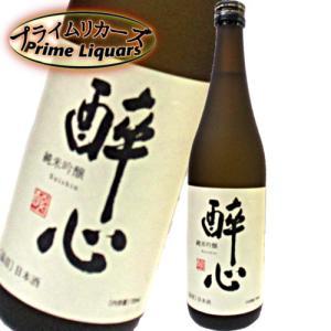 酔心 純米吟醸 稲穂 720ml|sake-abc