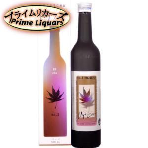 千利休 妙cha ほうじ茶リキュール 500ml|sake-abc