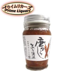 しいの食品 唐辛子かつお酒盗 80g|sake-abc