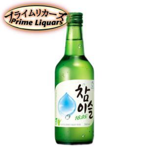 眞露 チャミスル 16.9% 360ml sake-abc