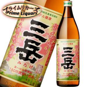 三岳 春薩摩 旬あがり 900ml sake-abc
