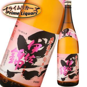 黒伊佐錦 春薩摩 旬あがり 1800ml sake-abc