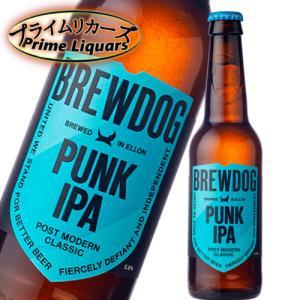 ブリュードッグ パンクIPA 330ml瓶 sake-abc