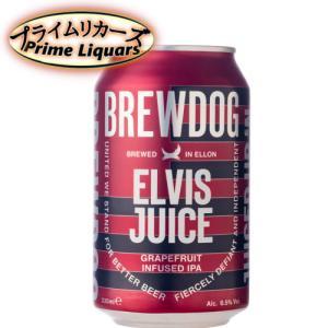 ブリュードッグ エルビスジュース 缶 330ml sake-abc