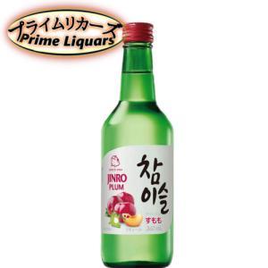 眞露 チャミスル すもも 360ml sake-abc
