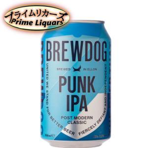 ブリュードッグ パンクIPA 缶 330ml sake-abc