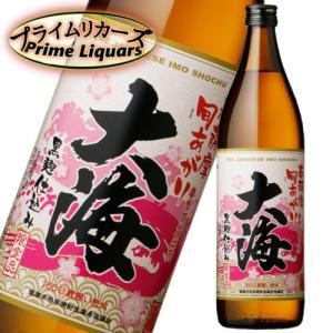 大海黒麹 春薩摩 旬あがり 900ml sake-abc