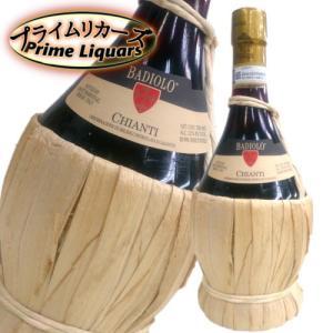 バディオロ キャンティ フィアスコ 750ml sake-abc