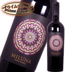 ミルーナ 赤 750ml|sake-abc