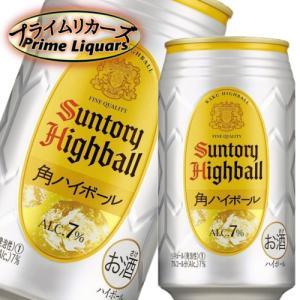 サントリー 角ハイボール 350缶|sake-abc