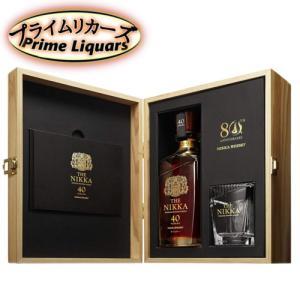 ニッカ ザ・ニッカ 40年 700ml|sake-abc