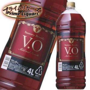 サントリー VO 4000mlペット|sake-abc