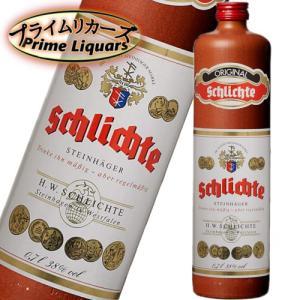 シュリヒテシュタインヘーガー 700ml|sake-abc